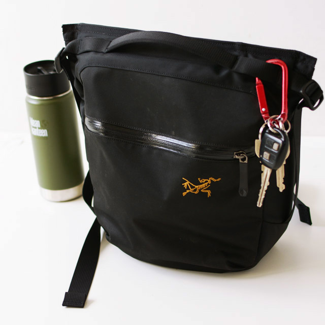 ARC\'TERYX [アークテリクス正規代理店] Arro 8 Shoulder Bag [24019] アロー8 ショルダーバッグ・MEN\'S/LADY\'S _f0051306_14504201.jpg