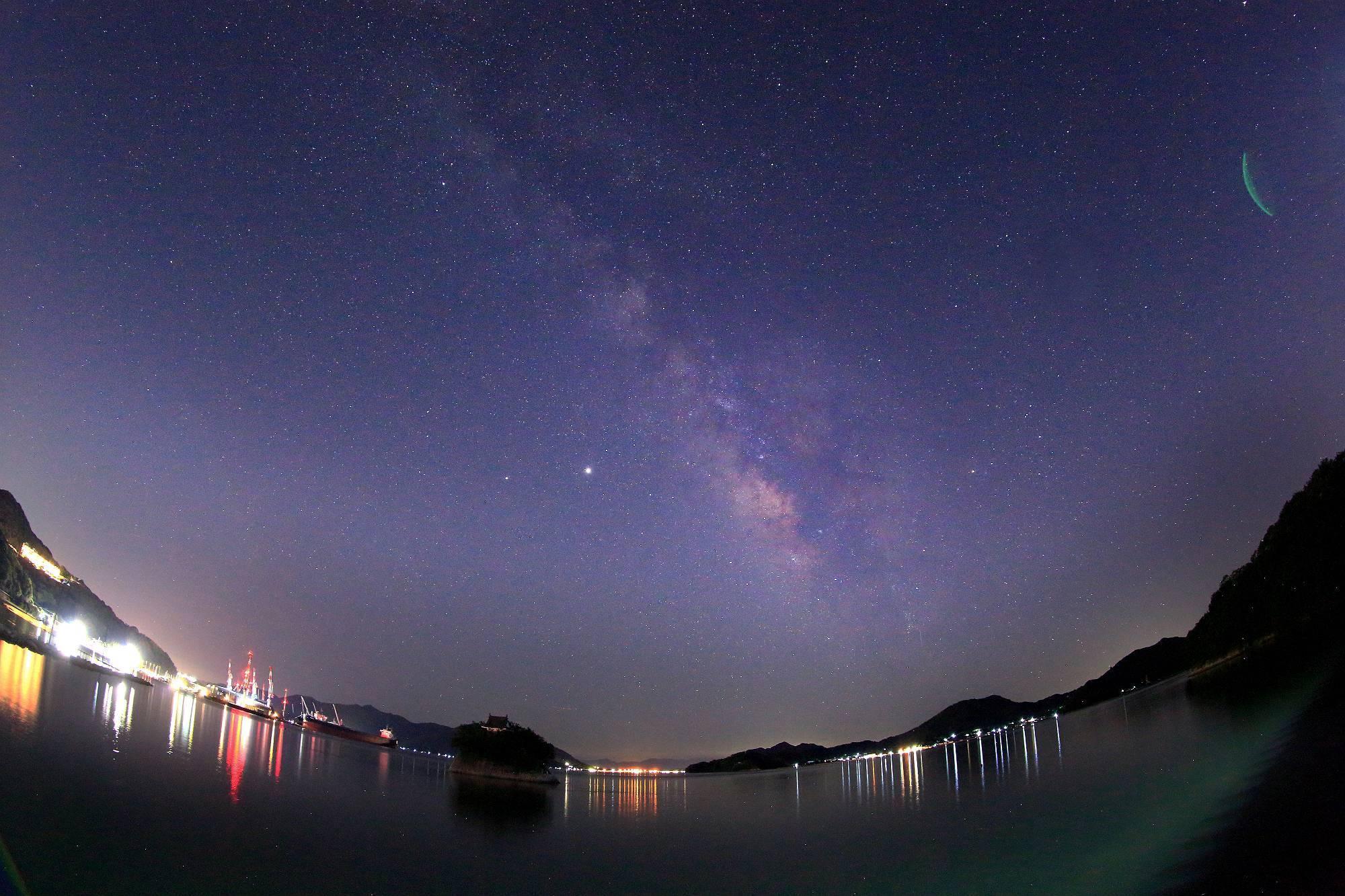 """瀬戸の """"天の川銀河"""" そのⅥ_a0140608_09104499.jpg"""