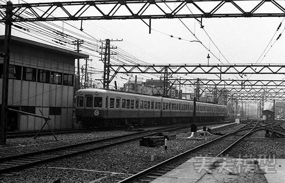 半世紀前のネガシートから 京成青砥駅_d0110009_09101727.jpg