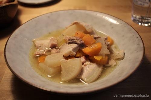 ワンオペ2週目の一皿料理_d0144726_04432630.jpg