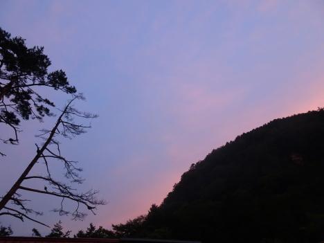 夕焼け_f0219043_19423677.jpg