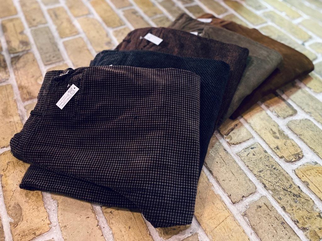 マグネッツ神戸店 8/26(水)秋Vintage入荷! #1 Vintage Corduroy ,Wool Trousers!!!_c0078587_15140812.jpg