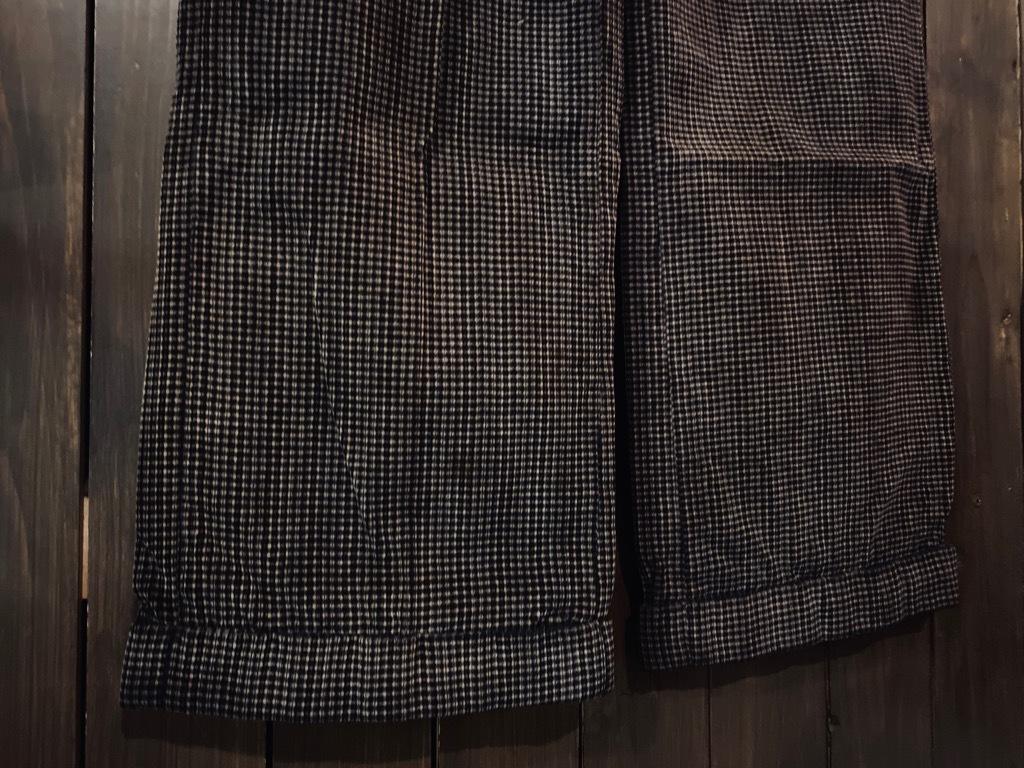 マグネッツ神戸店 8/26(水)秋Vintage入荷! #1 Vintage Corduroy ,Wool Trousers!!!_c0078587_15142821.jpg