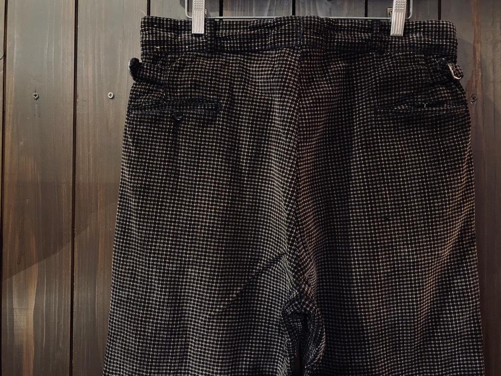 マグネッツ神戸店 8/26(水)秋Vintage入荷! #1 Vintage Corduroy ,Wool Trousers!!!_c0078587_15142902.jpg