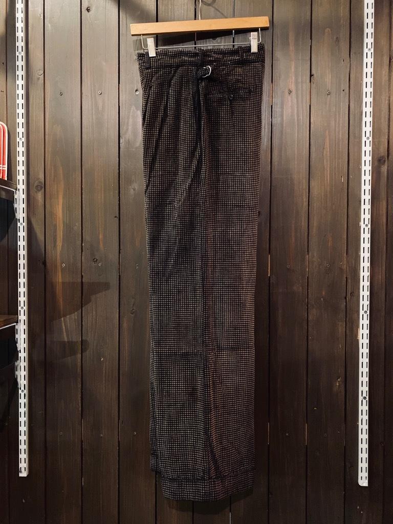 マグネッツ神戸店 8/26(水)秋Vintage入荷! #1 Vintage Corduroy ,Wool Trousers!!!_c0078587_15142949.jpg