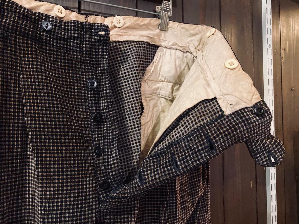 マグネッツ神戸店 8/26(水)秋Vintage入荷! #1 Vintage Corduroy ,Wool Trousers!!!_c0078587_15330937.jpg