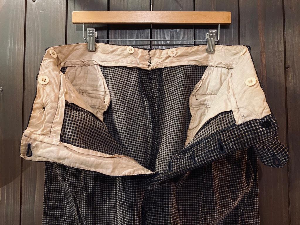 マグネッツ神戸店 8/26(水)秋Vintage入荷! #1 Vintage Corduroy ,Wool Trousers!!!_c0078587_15331075.jpg