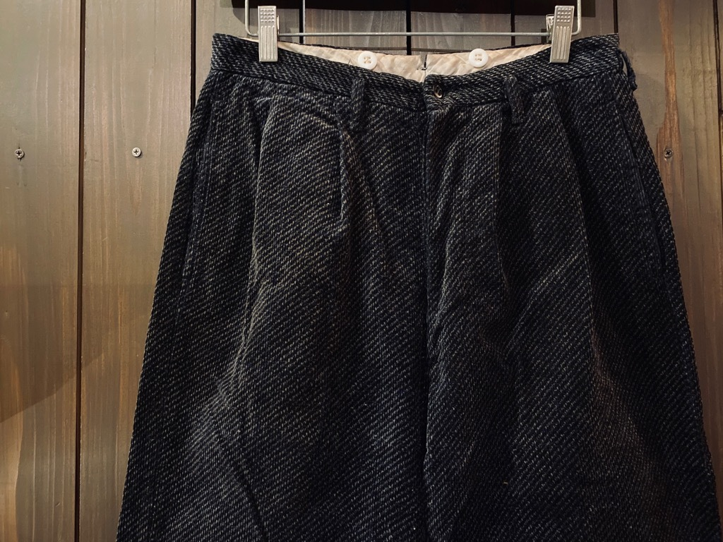 マグネッツ神戸店 8/26(水)秋Vintage入荷! #1 Vintage Corduroy ,Wool Trousers!!!_c0078587_15335029.jpg