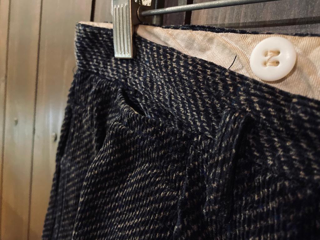 マグネッツ神戸店 8/26(水)秋Vintage入荷! #1 Vintage Corduroy ,Wool Trousers!!!_c0078587_15335044.jpg