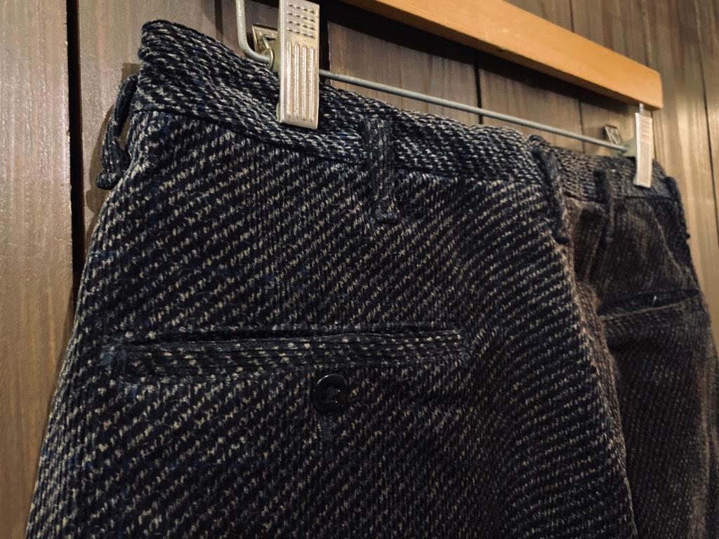 マグネッツ神戸店 8/26(水)秋Vintage入荷! #1 Vintage Corduroy ,Wool Trousers!!!_c0078587_15335125.jpg