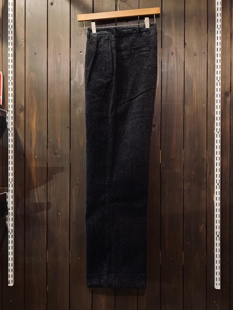 マグネッツ神戸店 8/26(水)秋Vintage入荷! #1 Vintage Corduroy ,Wool Trousers!!!_c0078587_15335175.jpg