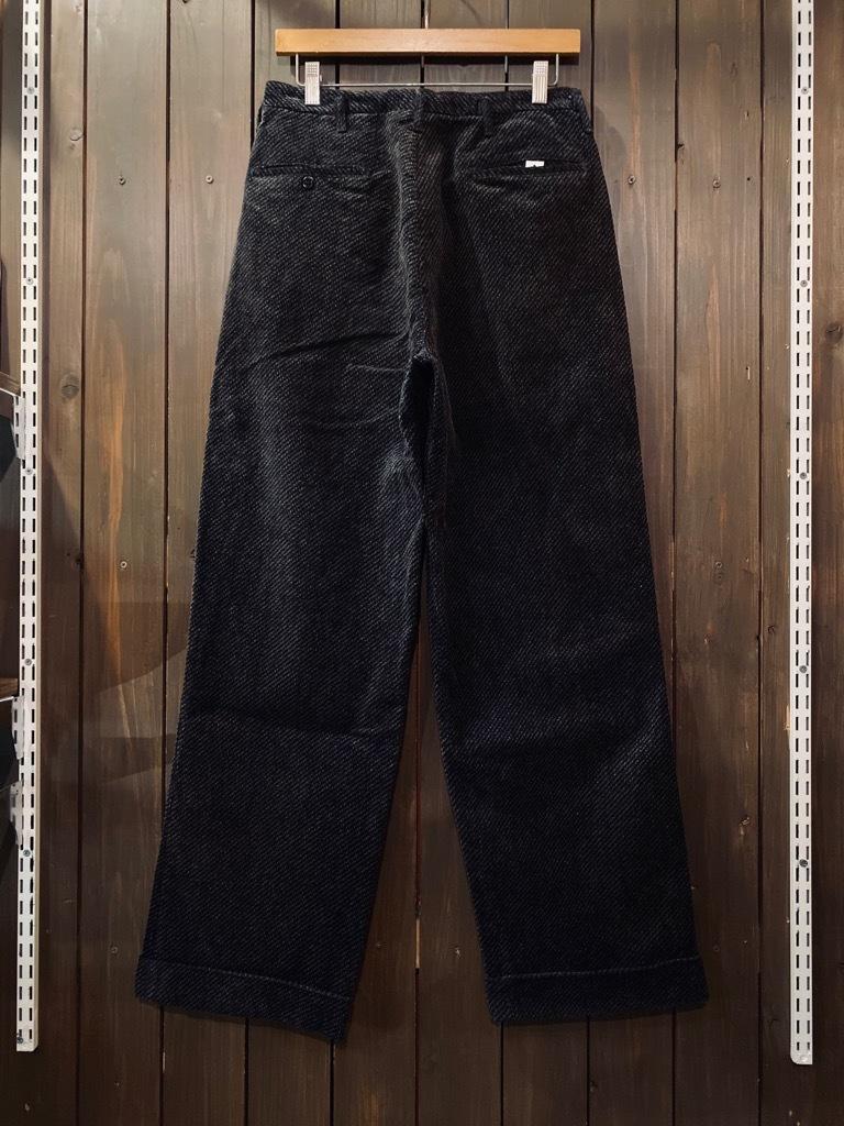 マグネッツ神戸店 8/26(水)秋Vintage入荷! #1 Vintage Corduroy ,Wool Trousers!!!_c0078587_15335178.jpg