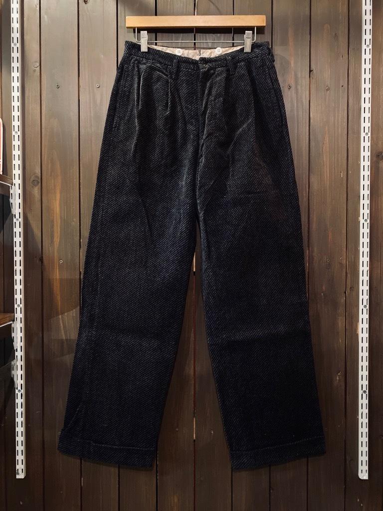 マグネッツ神戸店 8/26(水)秋Vintage入荷! #1 Vintage Corduroy ,Wool Trousers!!!_c0078587_15335287.jpg