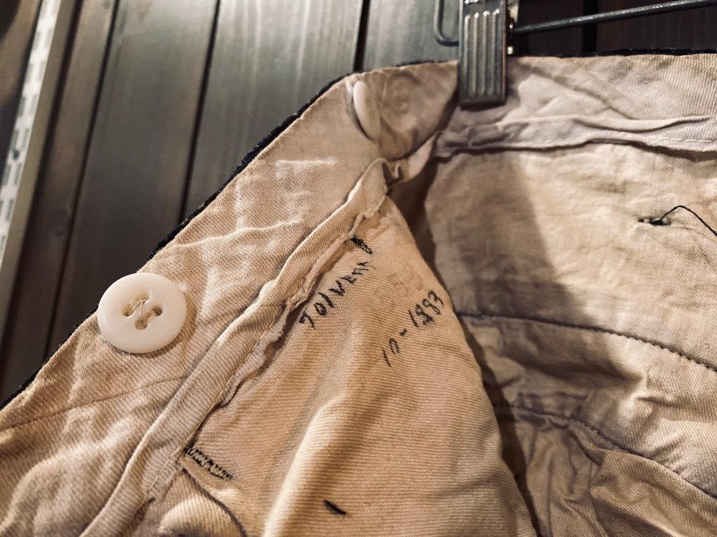 マグネッツ神戸店 8/26(水)秋Vintage入荷! #1 Vintage Corduroy ,Wool Trousers!!!_c0078587_15351619.jpg
