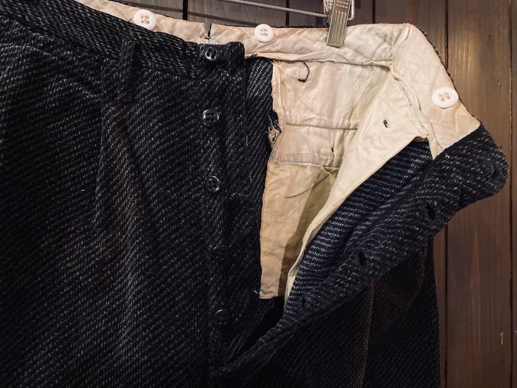 マグネッツ神戸店 8/26(水)秋Vintage入荷! #1 Vintage Corduroy ,Wool Trousers!!!_c0078587_15351633.jpg