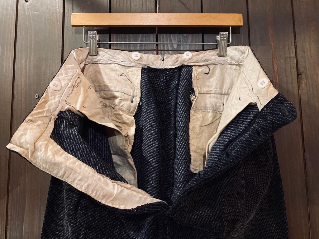 マグネッツ神戸店 8/26(水)秋Vintage入荷! #1 Vintage Corduroy ,Wool Trousers!!!_c0078587_15351699.jpg