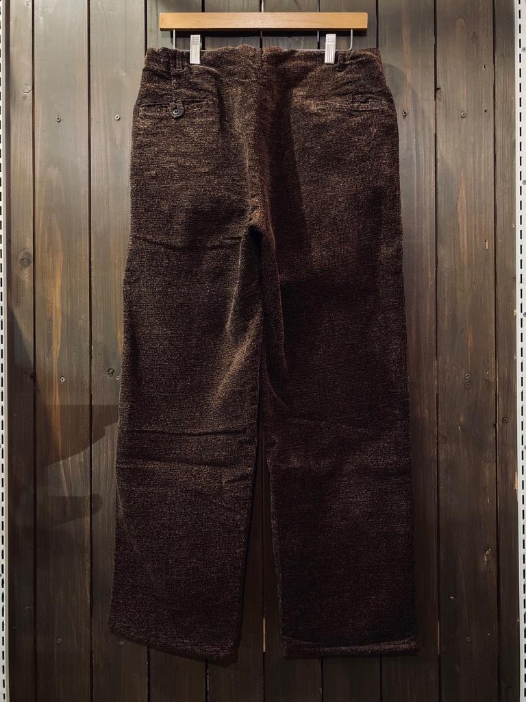 マグネッツ神戸店 8/26(水)秋Vintage入荷! #1 Vintage Corduroy ,Wool Trousers!!!_c0078587_15372055.jpg