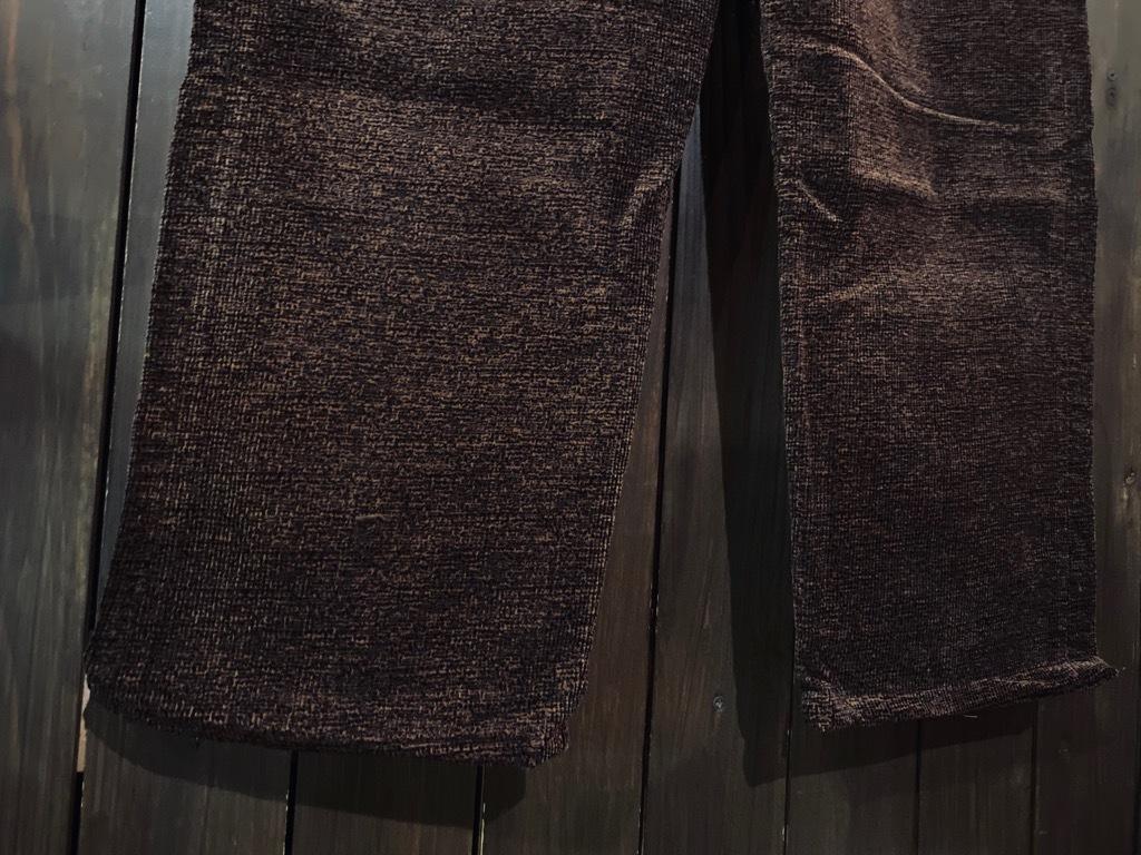 マグネッツ神戸店 8/26(水)秋Vintage入荷! #1 Vintage Corduroy ,Wool Trousers!!!_c0078587_15372103.jpg