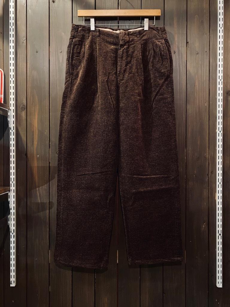 マグネッツ神戸店 8/26(水)秋Vintage入荷! #1 Vintage Corduroy ,Wool Trousers!!!_c0078587_15372182.jpg