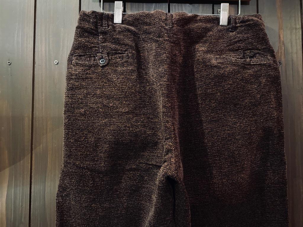 マグネッツ神戸店 8/26(水)秋Vintage入荷! #1 Vintage Corduroy ,Wool Trousers!!!_c0078587_15385432.jpg