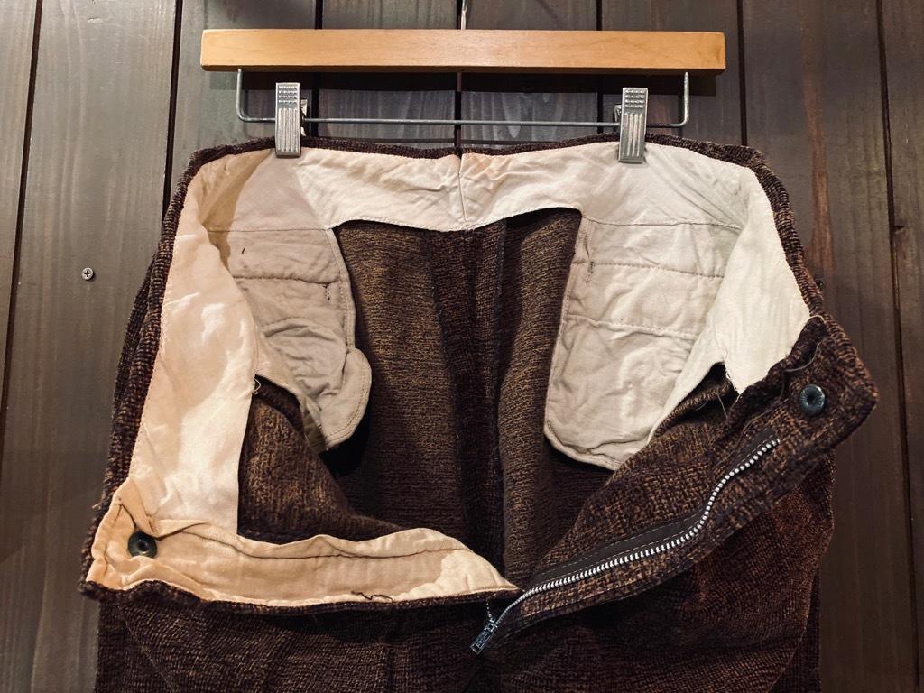 マグネッツ神戸店 8/26(水)秋Vintage入荷! #1 Vintage Corduroy ,Wool Trousers!!!_c0078587_15385589.jpg