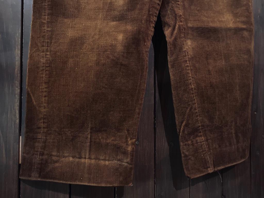 マグネッツ神戸店 8/26(水)秋Vintage入荷! #1 Vintage Corduroy ,Wool Trousers!!!_c0078587_15400678.jpg
