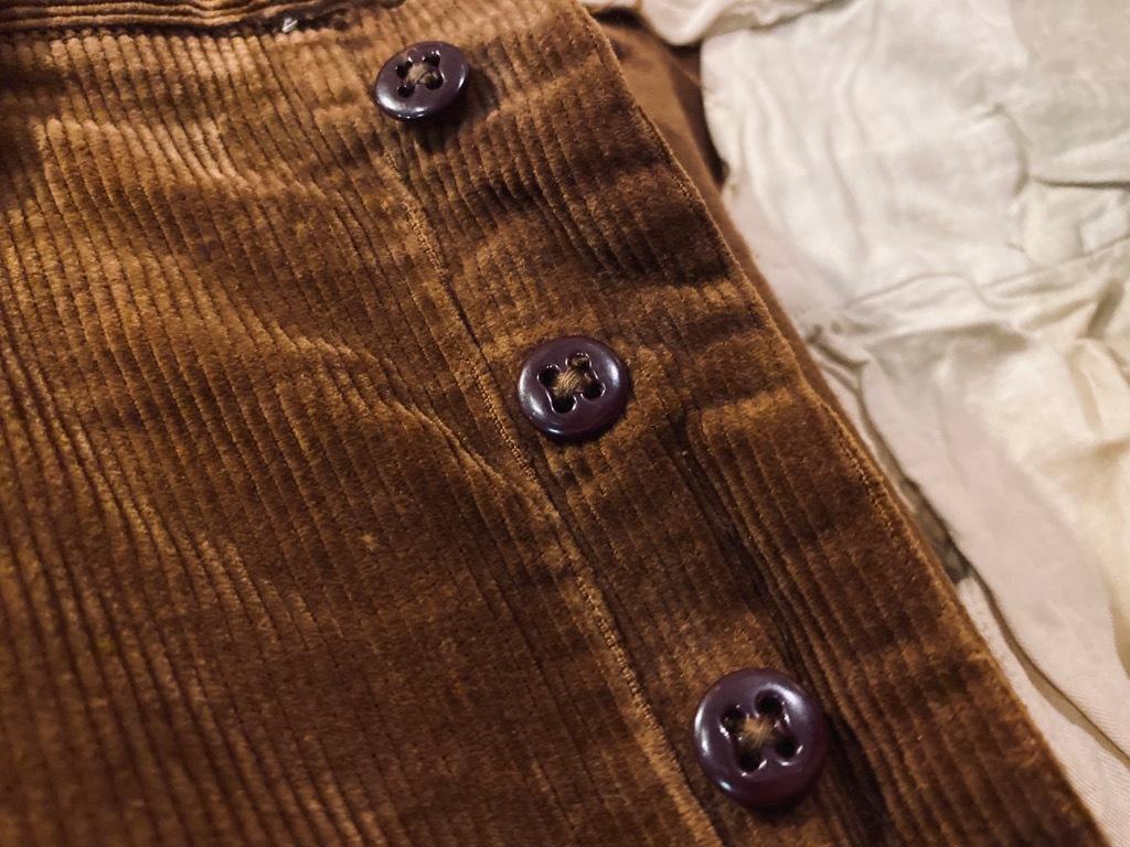 マグネッツ神戸店 8/26(水)秋Vintage入荷! #1 Vintage Corduroy ,Wool Trousers!!!_c0078587_15400707.jpg