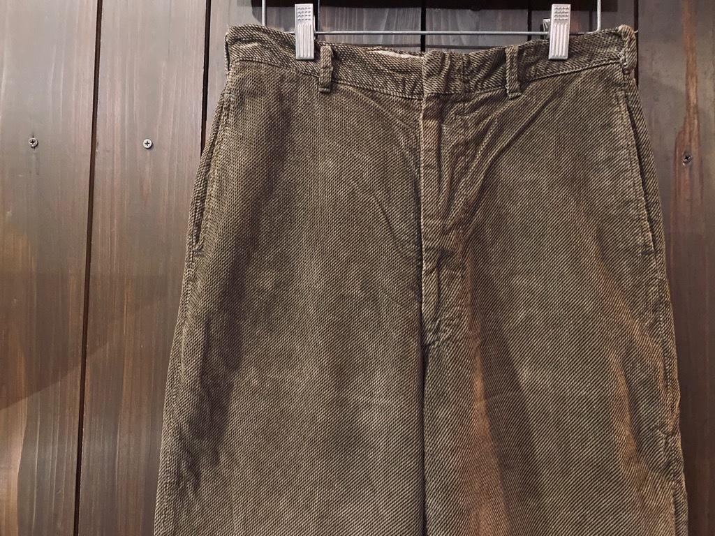 マグネッツ神戸店 8/26(水)秋Vintage入荷! #1 Vintage Corduroy ,Wool Trousers!!!_c0078587_15434014.jpg