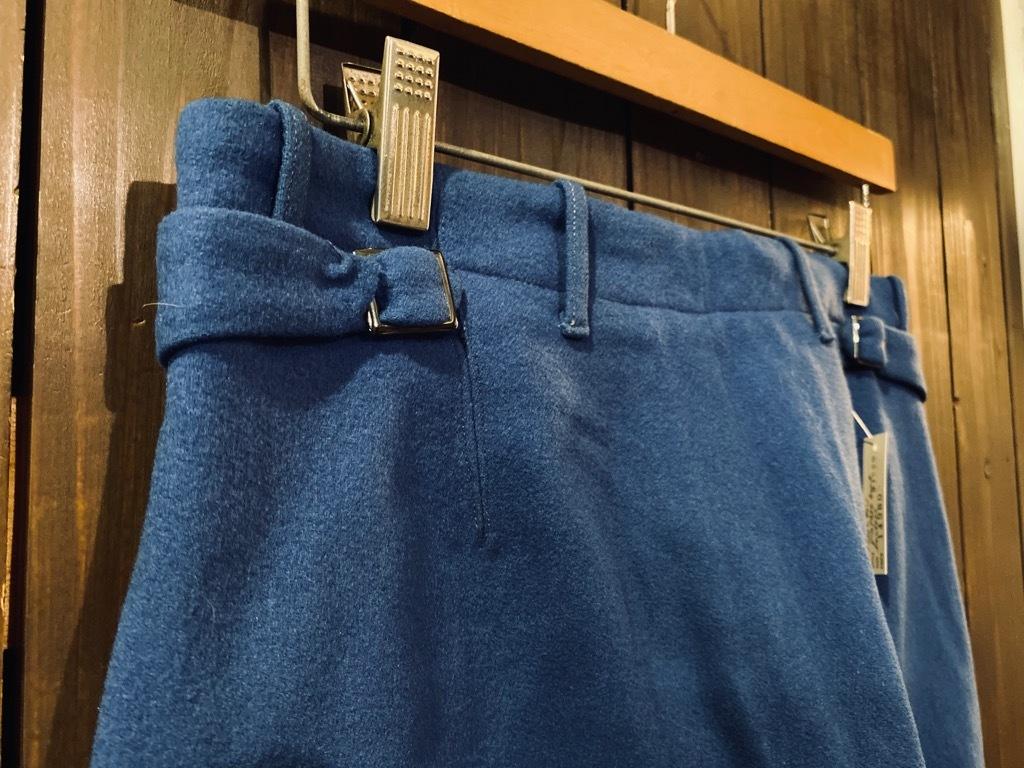 マグネッツ神戸店 8/26(水)秋Vintage入荷! #1 Vintage Corduroy ,Wool Trousers!!!_c0078587_16073460.jpg