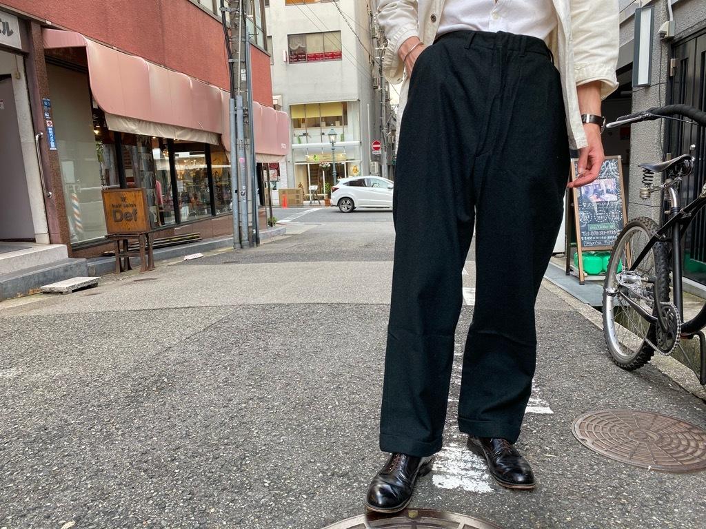 マグネッツ神戸店 8/26(水)秋Vintage入荷! #1 Vintage Corduroy ,Wool Trousers!!!_c0078587_17442001.jpg