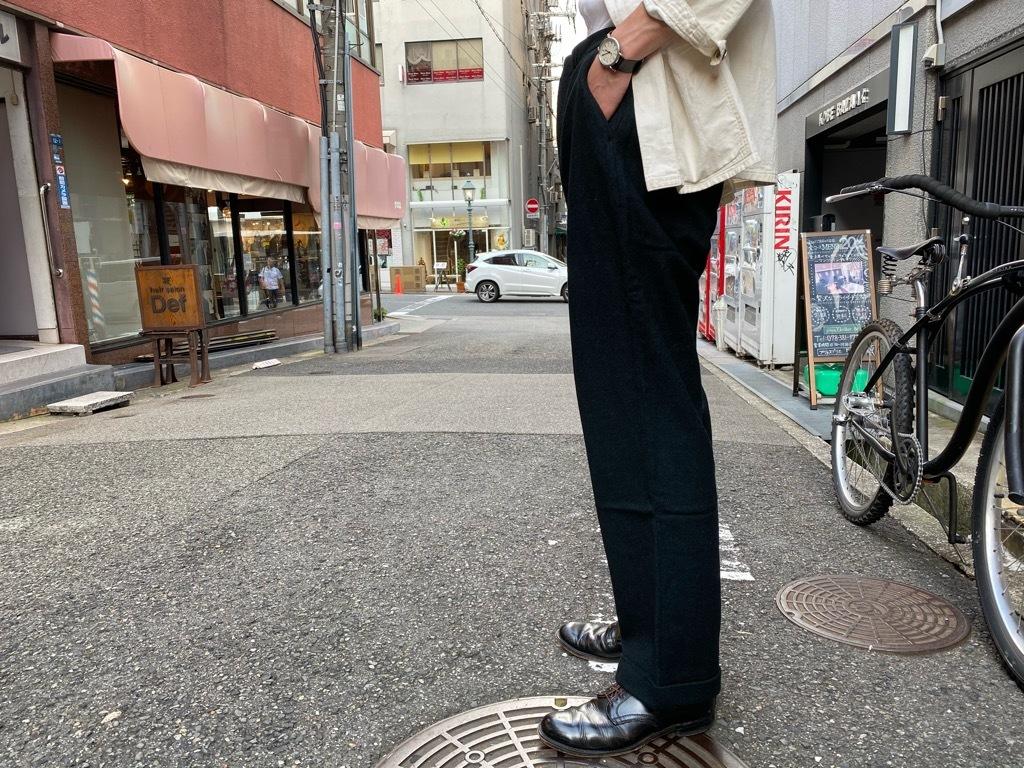 マグネッツ神戸店 8/26(水)秋Vintage入荷! #1 Vintage Corduroy ,Wool Trousers!!!_c0078587_17442026.jpg