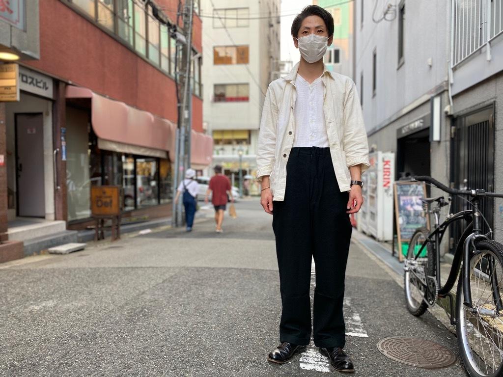 マグネッツ神戸店 8/26(水)秋Vintage入荷! #1 Vintage Corduroy ,Wool Trousers!!!_c0078587_17442082.jpg