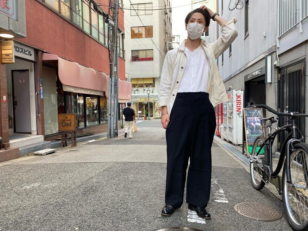 マグネッツ神戸店 8/26(水)秋Vintage入荷! #1 Vintage Corduroy ,Wool Trousers!!!_c0078587_17451762.jpg