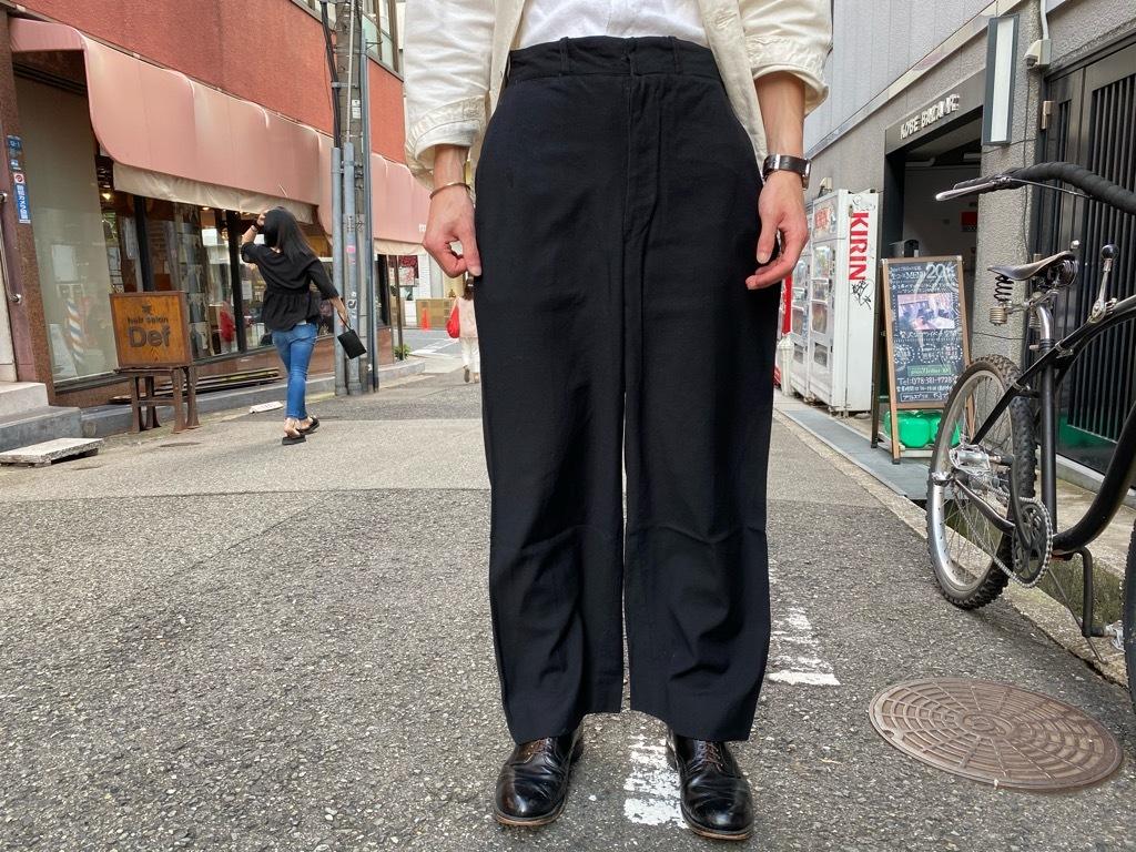 マグネッツ神戸店 8/26(水)秋Vintage入荷! #1 Vintage Corduroy ,Wool Trousers!!!_c0078587_17451861.jpg