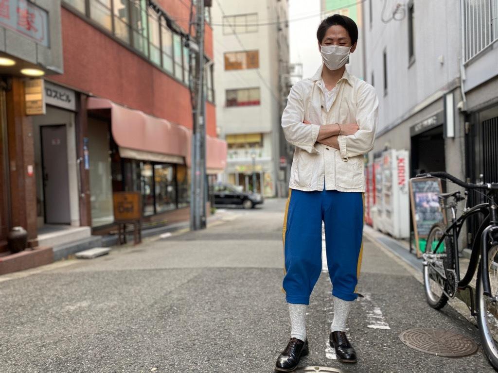 マグネッツ神戸店 8/26(水)秋Vintage入荷! #1 Vintage Corduroy ,Wool Trousers!!!_c0078587_17464970.jpg