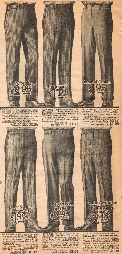 マグネッツ神戸店 8/26(水)秋Vintage入荷! #1 Vintage Corduroy ,Wool Trousers!!!_c0078587_17570693.jpg