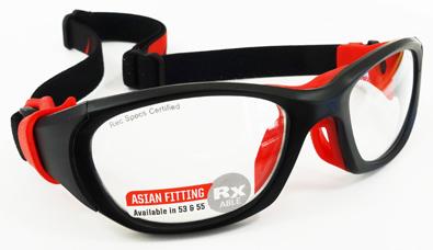 スポーツでの接触や衝撃から目を守るアイガードRECSPECS(レックスペックス)日本人向けアジアンフィットモデルRS-50シリーズ入荷!_c0003493_13074237.jpg