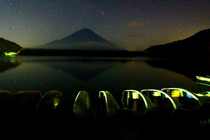 令和2年8月の富士(1) 精進湖の富士 _e0344396_20330074.jpg