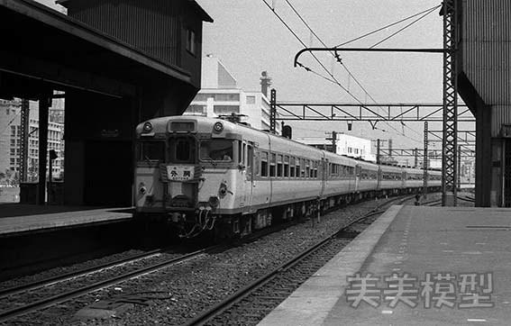 半世紀前のネガシートから 国鉄 千葉駅 ①_d0110009_14395736.jpg