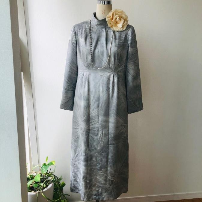 着物リメイク・お着物からワンピースドレス_d0127925_11063838.jpg
