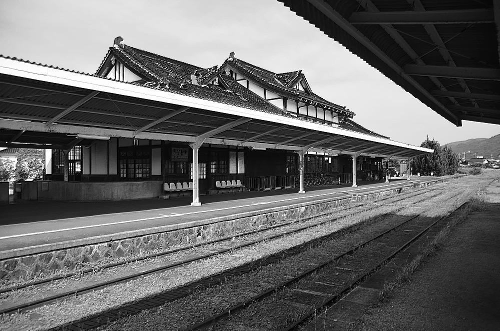 旧国鉄大社駅_a0287533_12392662.jpg
