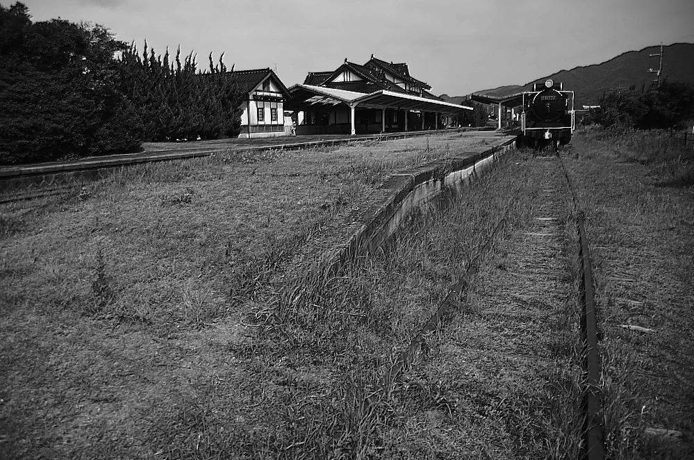 旧国鉄大社駅_a0287533_12393333.jpg