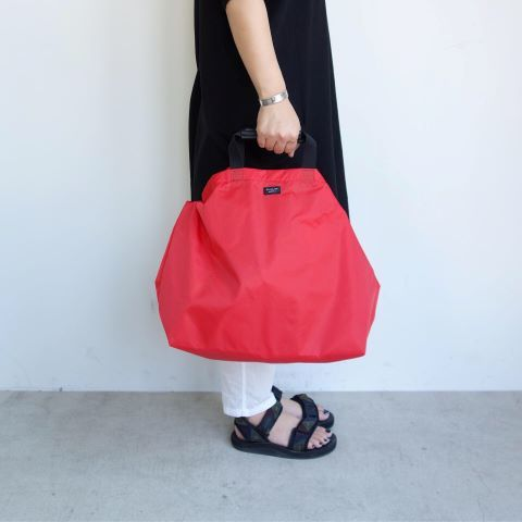 STANDARD SUPPLY : PACKABLE ONE STRAP TOTE_a0234452_16173992.jpg