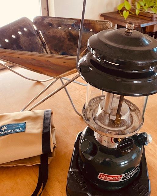 Mantle lantern   キャンプ談議♪_a0165160_10483499.jpg