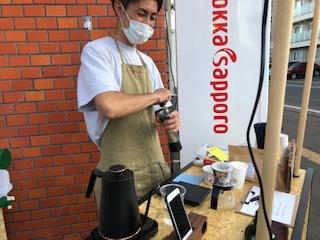 リヤカーのコーヒー屋さん「REAR」_b0191221_19474703.jpg