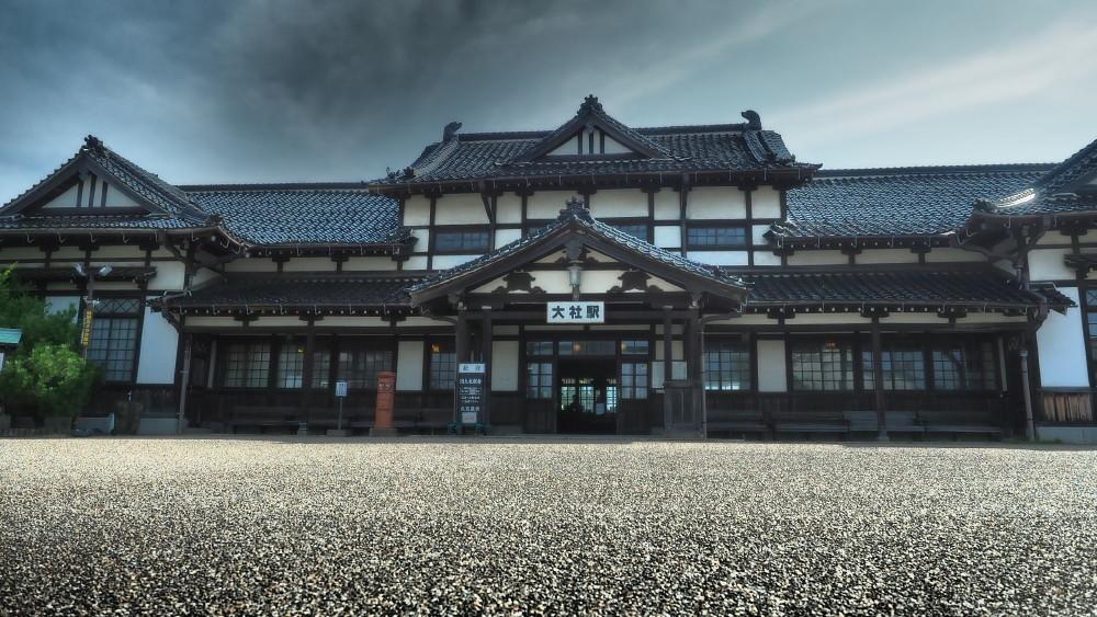 旧国鉄大社駅 Ⅱ_a0287533_10074230.jpg
