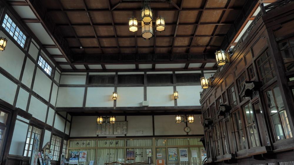 旧国鉄大社駅 Ⅱ_a0287533_10080042.jpg
