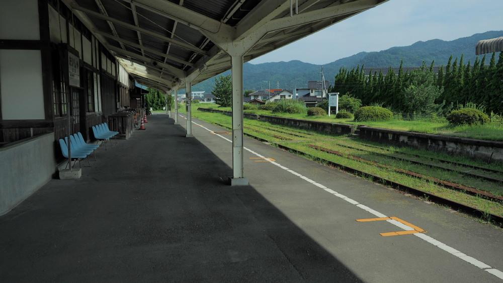 旧国鉄大社駅 Ⅱ_a0287533_10082127.jpg