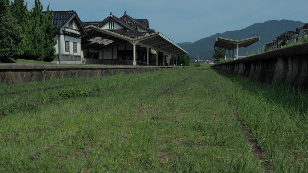 旧国鉄大社駅 Ⅱ_a0287533_10082141.jpg