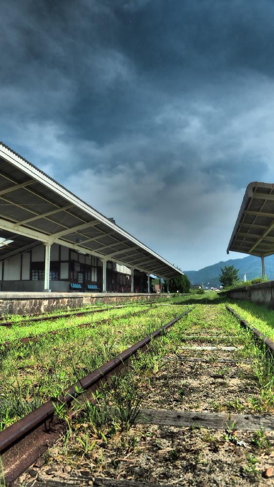 旧国鉄大社駅 Ⅱ_a0287533_10082148.jpg
